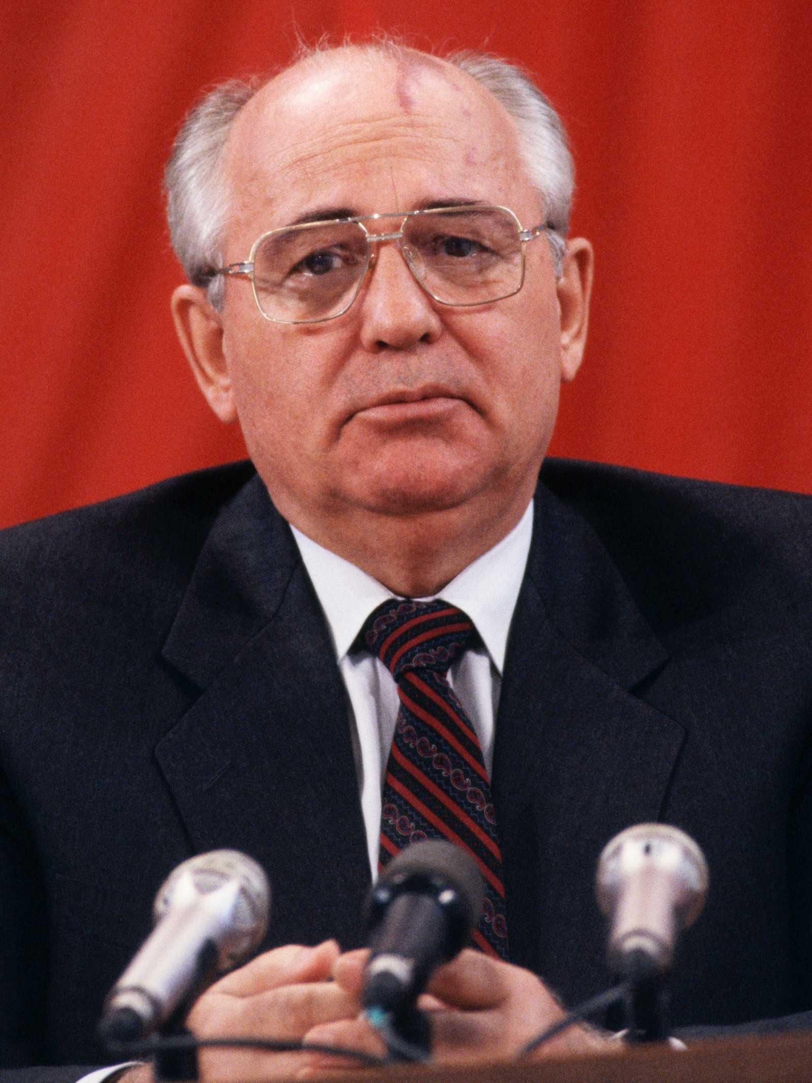 was mikhail gorbachev responsible for the How can the answer be improved.